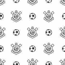 Corinthians - Papel de Parede Bolas
