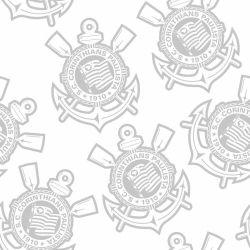 Corinthians - Papel de Parede Logo Clean