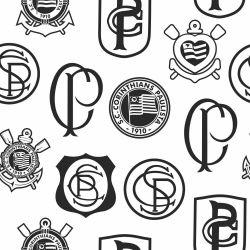Corinthians - Papel de Parede Logos Vintage