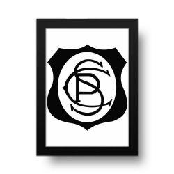 Corinthians - Placa Decorativa 1916