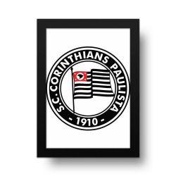 Corinthians - Placa Decorativa 1920