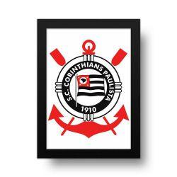 Corinthians - Placa Decorativa 1926
