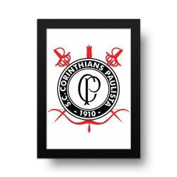 Corinthians - Placa Decorativa Guerreiros