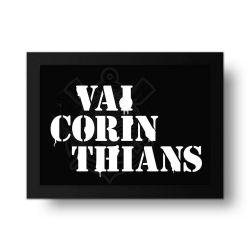 Corinthians - Placa Decorativa Vai Urban