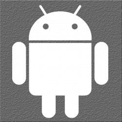 Espelho Decorativo Android