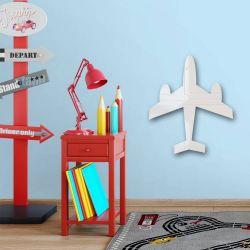 Espelho Decorativo Avião 2