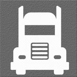 Espelho Decorativo Caminhão