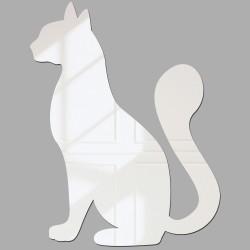 Espelho Decorativo Cat Icon