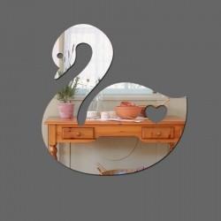 Espelho Decorativo Cisne