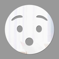 Espelho Decorativo Emoji Incrível