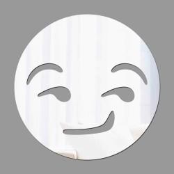Espelho Decorativo Emoji Safado
