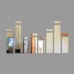 Espelho Decorativo Equalizer