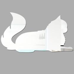 Espelho Decorativo Gato Egípcio