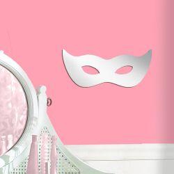 Espelho Decorativo Máscara de Carnaval 01