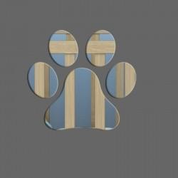 Espelho Decorativo Patinha