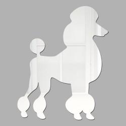 Espelho Decorativo Poodle