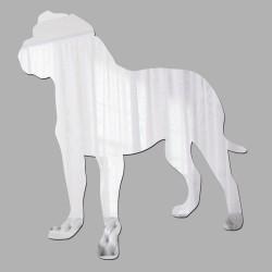 Espelho Decorativo Rottweiler