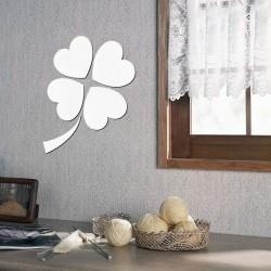 Espelho Decorativo Shamrock Love