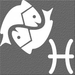 Espelho Decorativo Signo Peixes