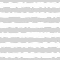 OUTLET - 1 Rolo de Papel de Parede Croocred Lines Gray 0,60 x 2,50 metros