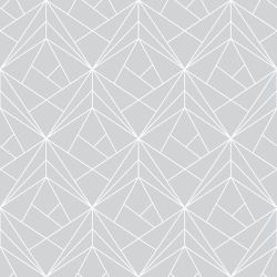 OUTLET - 1 Rolo de Papel de Parede Egypt Gray 0,60 x 3,00 metros