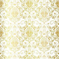 OUTLET - 1 Rolo de Papel de Parede Luxury Doma 0,60 x 2,50 metros