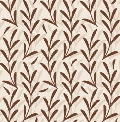 OUTLET - 1 Rolo de Papel de Parede Olive Brown 0,60 x 2,50 metros