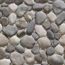 OUTLET - 1 Rolo de Papel de Parede Pedras Areia 3 0,60 x 3,00 metros