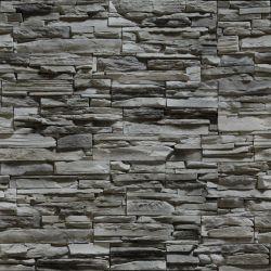OUTLET - 1 Rolo de Papel de Parede Pedras Canjiquinha 07 0,60 x 2,50 metros