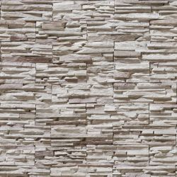 OUTLET - 1 Rolo de Papel de Parede Pedras Canjiquinha 13 0,58 x 2,50 metros