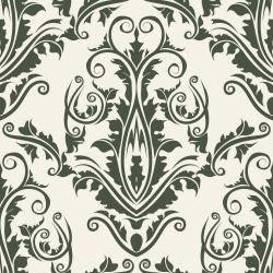 OUTLET - 2 Rolos de Papel de Parede Floral Tips 0,60 x 3,00 metros
