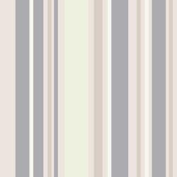 OUTLET - 2 Rolos de Papel de Parede Listras Clean 0,60 x 3,00 metros