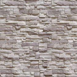 OUTLET - 2 Rolos de Papel de Parede Pedras Canjiquinha 08 0,58 x 3,00 metros