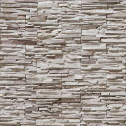 OUTLET - 2 Rolos de Papel de Parede Pedras Canjiquinha 13 0,60 x 3,00 metros