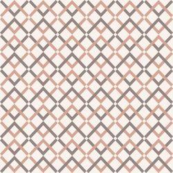 OUTLET - 6 Rolos de Papel de Parede Grid Line 0,60 x 3,00 metros
