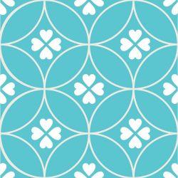 Papel de Parede Amor 4 folhas Clean