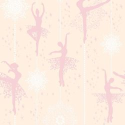 Papel de Parede Bailarina Star Delicada