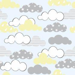 Papel de Parede Céu Nuvens