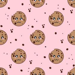 Papel de Parede Cookie