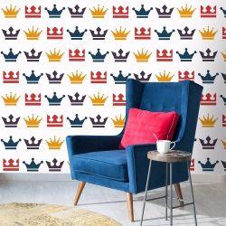 Papel de Parede Coroas