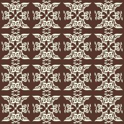 Papel de Parede Corujas Maori