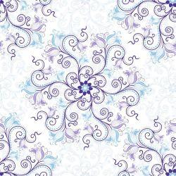 Papel de Parede Delicate flower