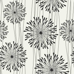 Papel de Parede Fancy flower