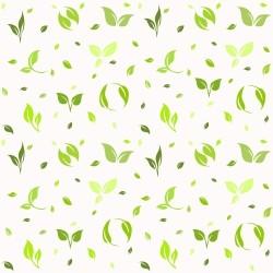 Papel de Parede Folhas ao Vento