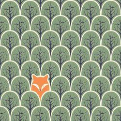 Papel de Parede Fox
