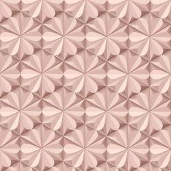 Papel de Parede Infinity Flowers