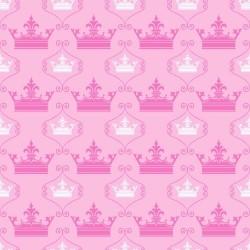 Papel de Parede King Pink