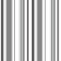 Papel de Parede Listras Thin Gray