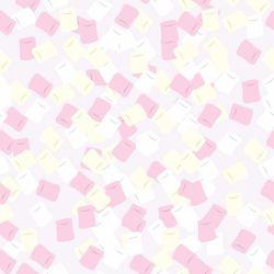 Papel de Parede Marshmallow
