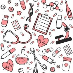 Papel de Parede Medicina